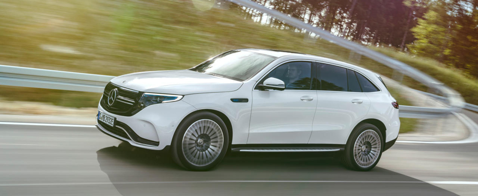 Mercedes-Benz is going electric with the EQC