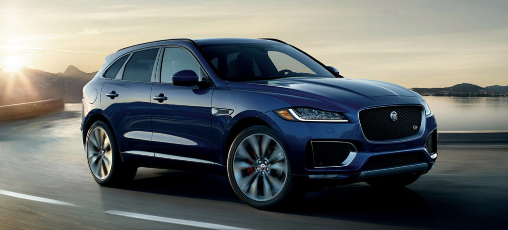 2020 Jaguar F-PACE Features: Jaguar SUV Review in Greater Vancouver