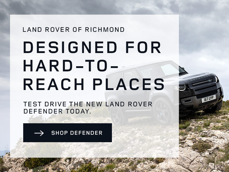 Land Rover of Richmond New Defender 90