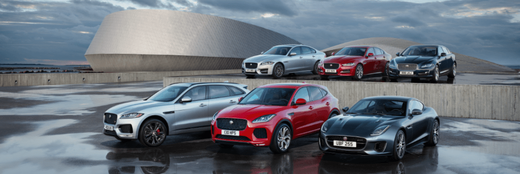 A Jaguar For Every Occasion!