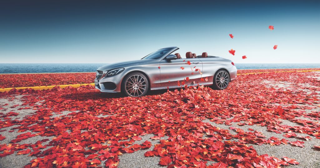 Why Fall is the best season to cruise with the top down