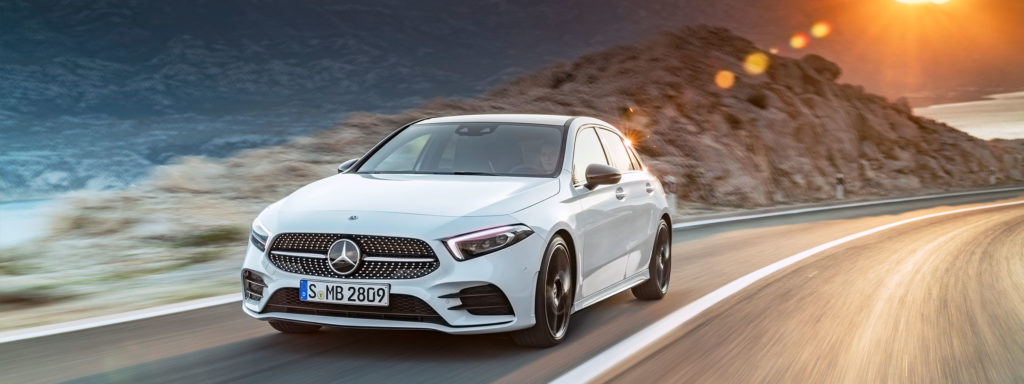 The New Mercedes A-Class Hatchback is coming to Kamloops