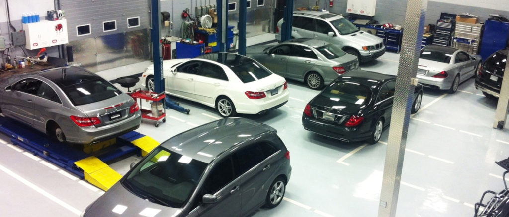 Our Facility - Interior View