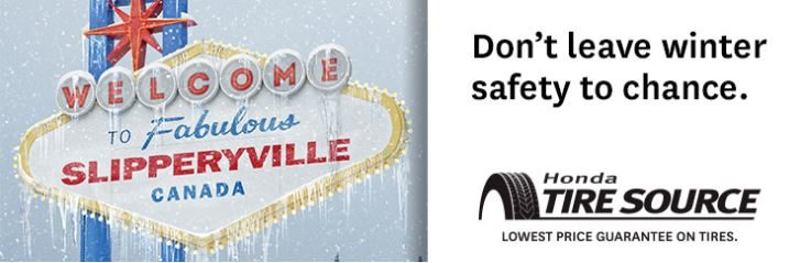 "Picture of ""Welcome to Fabulous Slipperyville Canada next to black text that says Don't leave winter safety to chance"