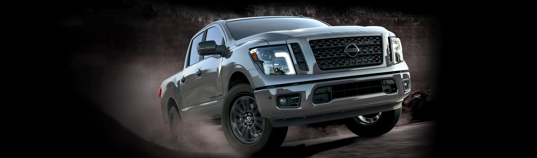 Get a great deal on a Nissan TITAN during the Black Friday Sales Event.