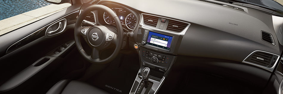 Nissan Sentra Interior Overview