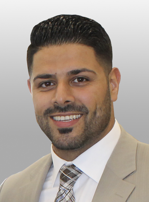 Hamoody Rafih - VP of Group Sales Division
