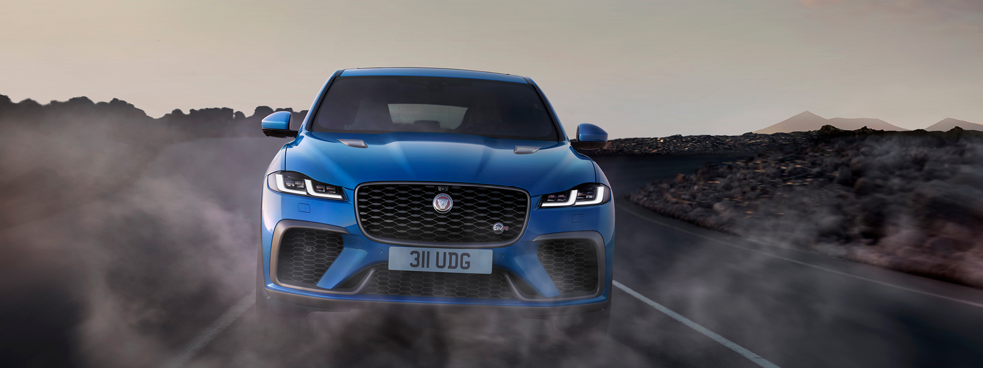 2021 F-PACE S