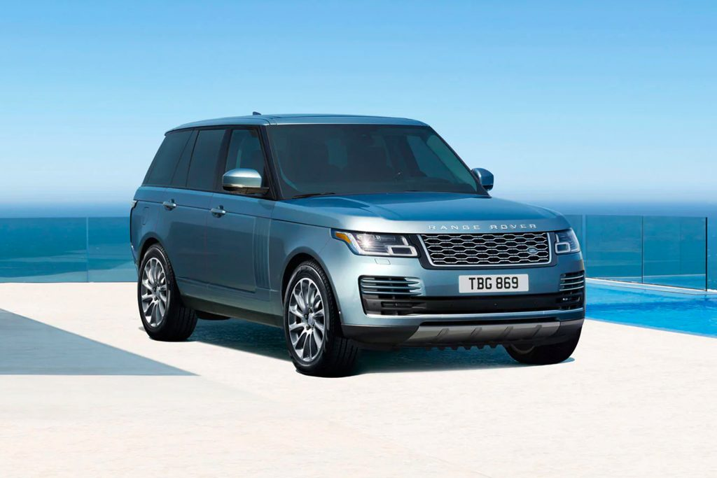 Land Rover Protection