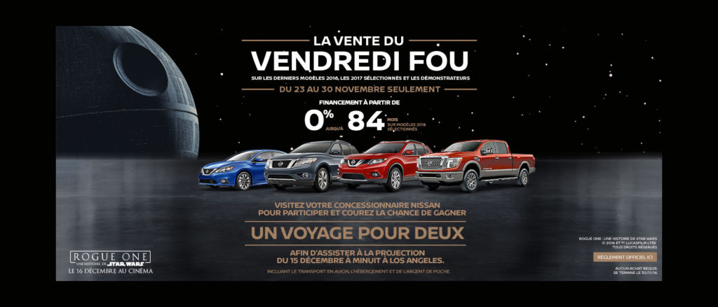 French November Nissan Incentive