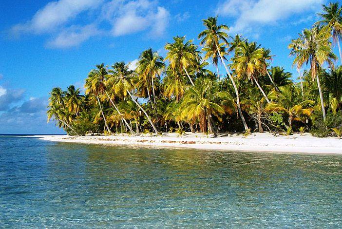 Location Ile Prive Et Villa 4 Chambres Rangiroa