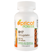 B17 Amygdalin A Dietary Supplement | The Natural Products Brands Directory