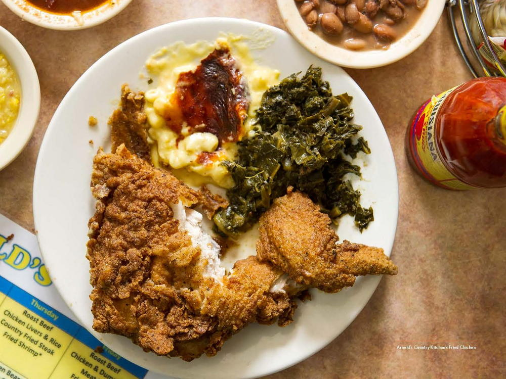 Arnolds Country Kitchen Fried Chicken