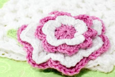 Big Crochet Flower Pattern Flower Shop Near Me Flower Shop