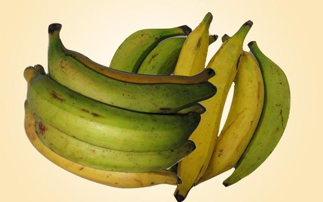 plantain vert