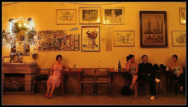 salon de tango