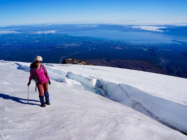 Volcan Villaricca, Chili