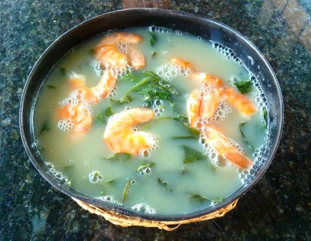 Tacacà plat brésilien