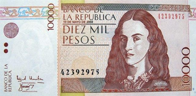 Peso colombien