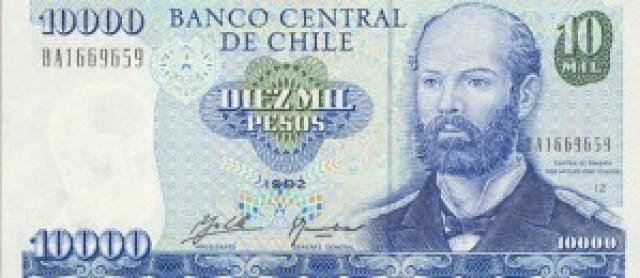 Peso chilien