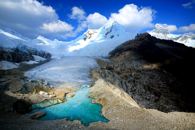Impressionant Huascaran