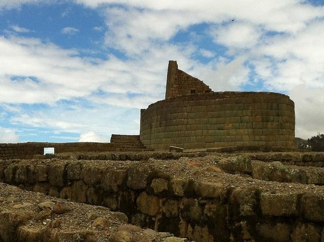 "Les ruines d'Ingapirca © <a href=""https://www.flickr.com/photos/mayu/"" target=""_blank"">Mayu Shimizu</a>"