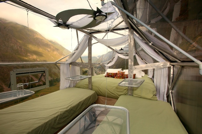 Chambre skylodge