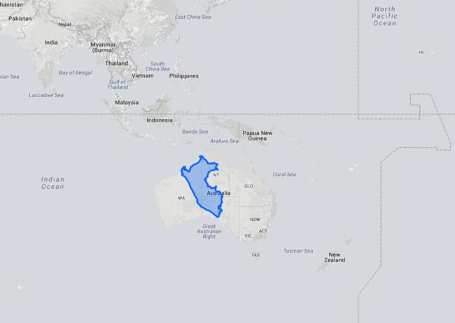 le Pérou en Australie