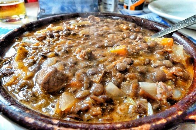 Recette argentine rago t de lentilles blog voyage am rique du sud - Recette de cuisine argentine ...