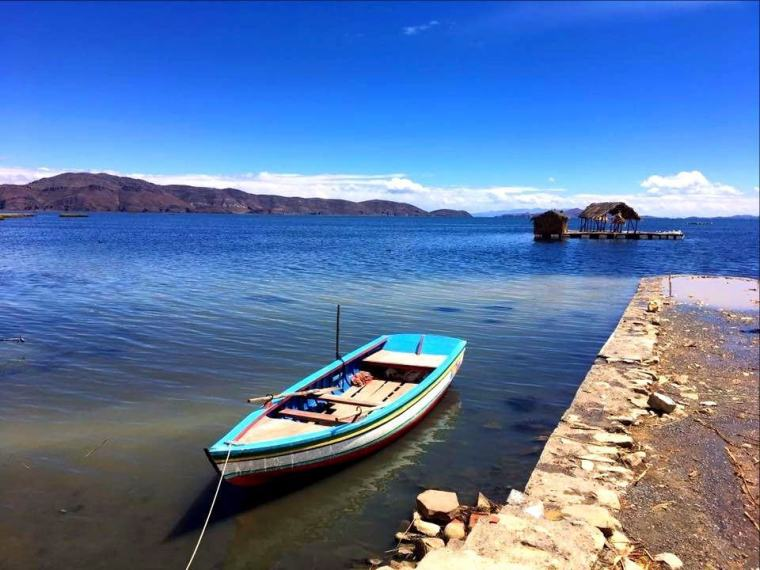 Le lac Titicaca et son cortège de légendes