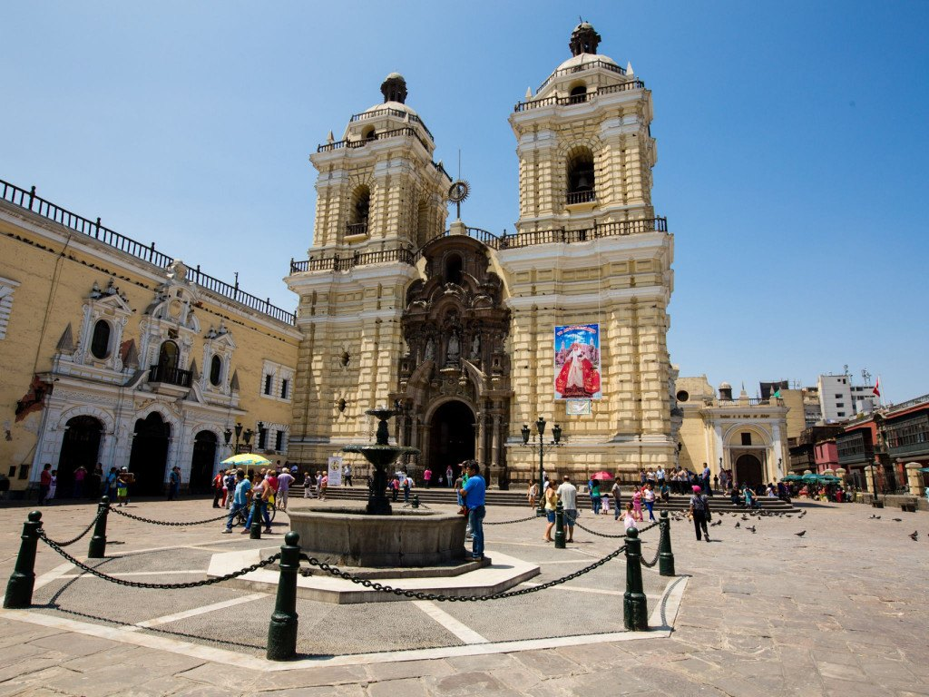 Eglise San Francisco de Lima