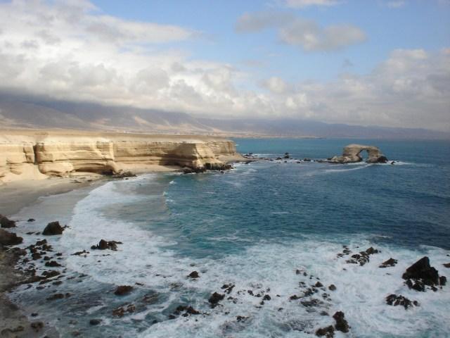 Que faire au Chili ? Observer la Portada, Antofagasta