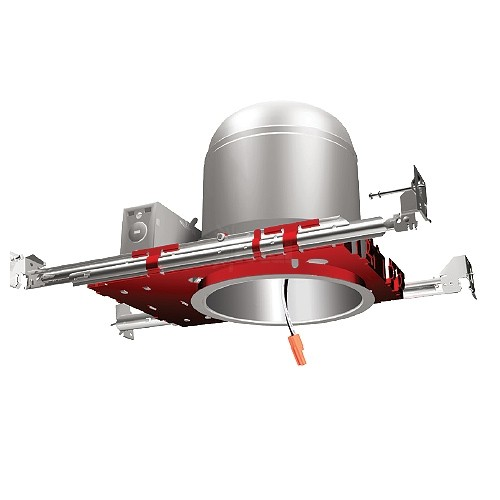 fire rated 6 led recessed lighting air tight ic housing 1 hour l500 p500 2 hour l505