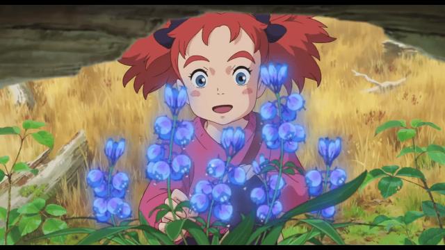 Critique du film - Mary et la fleur de la sorcière