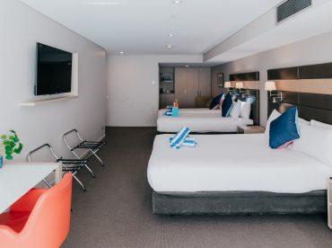 Novotel Newcastle Beach Superior Balcony Room