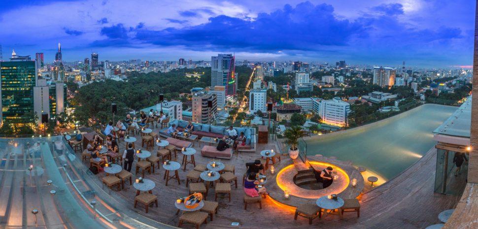 Restaurant Social Club Saigon