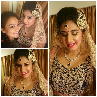 Shikha Chandra Makeup And Hair Info Amp Review Wedding