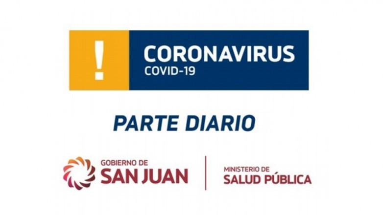 Parte de Salud Pública sobre coronavirus Nº12 - 25/03