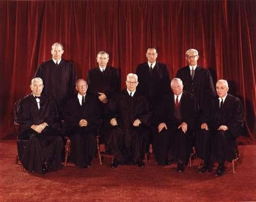 The Warren Court (1962-1965)