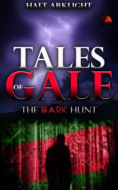 Tales of Gale: The Dark Hunt Cover