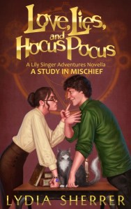 A Study In Mischief by Lydia Sherrer