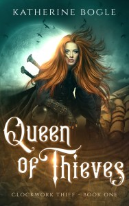 Queen of Thieves by Katherine Bogle