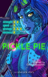 Pickle Pie by George Saoulidis