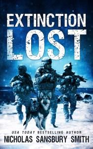 Extinction Lost by Nicholas Sansbury Smith