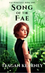 Song of the Fae (Preview) by Teagan Kearney