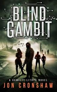 Blind Gambit by Jon Cronshaw