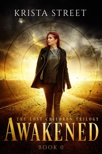 Preview of Awakened by Krista Street