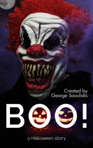 BOO! A Halloween Story by George Saoulidis
