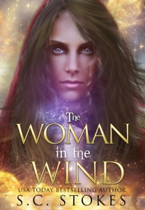 Woman In The Wind by S.C. Stokes