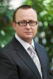 Schindler Lifts' Peter Darley
